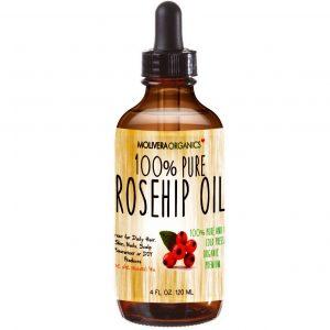 Molivera Organics Rosehip Oil 4 Fl Oz