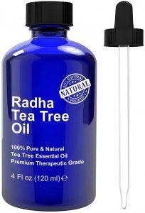 Radha Beauty Tea Tree Essential Oil 4 oz