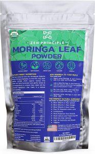 1 lb. Premium Organic Moringa Oleifera Leaf Powder