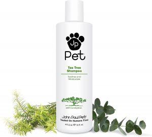 John Paul Pet Tea Tree Treatment Dog Shampoo
