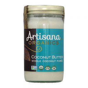 Artisana Organics - Pure Organic Raw Coconut Butter (14 oz)