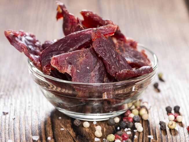 DEHYDRATORS FOR JERKY