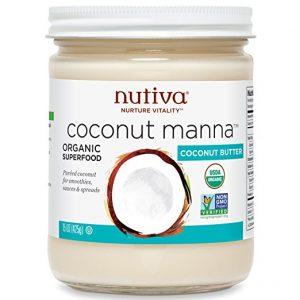 Nutiva Organic Coconut Manna, 15 Ounce