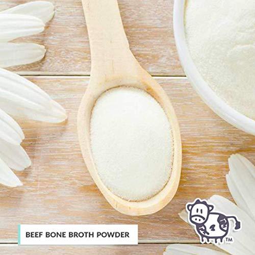 Bone Broth Powder - Pure Protein Organics 2lb Bag